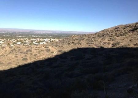 Sandia Mountain Shadows 10k 1