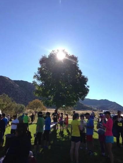 Sandia Mountain Shadows 10k 4