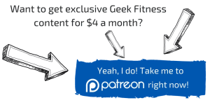 Click here to get exclusive weekly content to Patreon subscribers