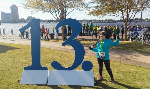 Valhalla or Bust: Dealing with Half Marathon Anxiety like a Champ