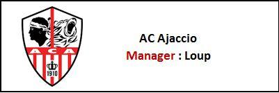 AC Ajaccio - Loup