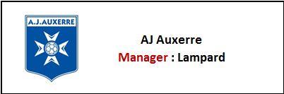 AJ AUXERRE - Lampard