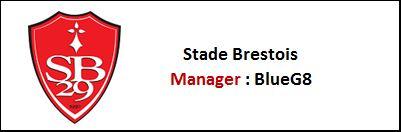 Stade Brestois - BlueG8
