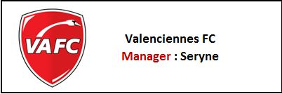 Valenciennes FC - Seryne