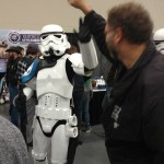 High Five Storm Trooper