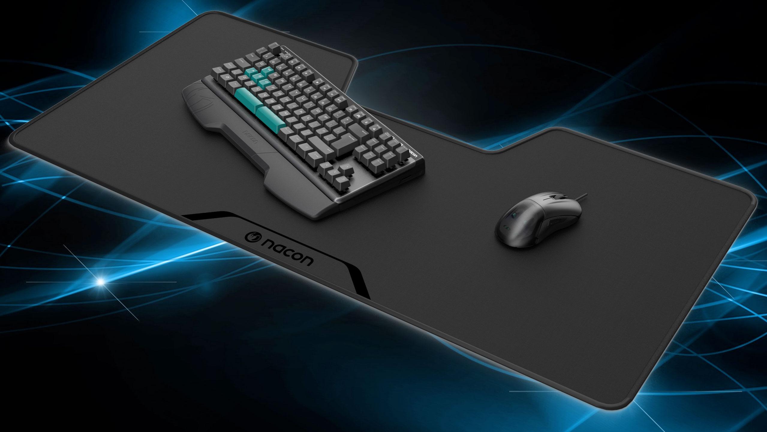 un nouveau set clavier souris tapis