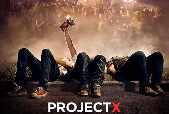 Project X película