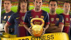 FCB Fitness App