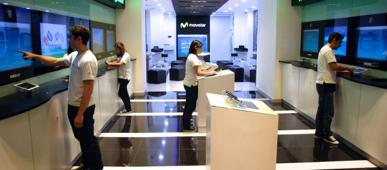 Smart Store Movistar