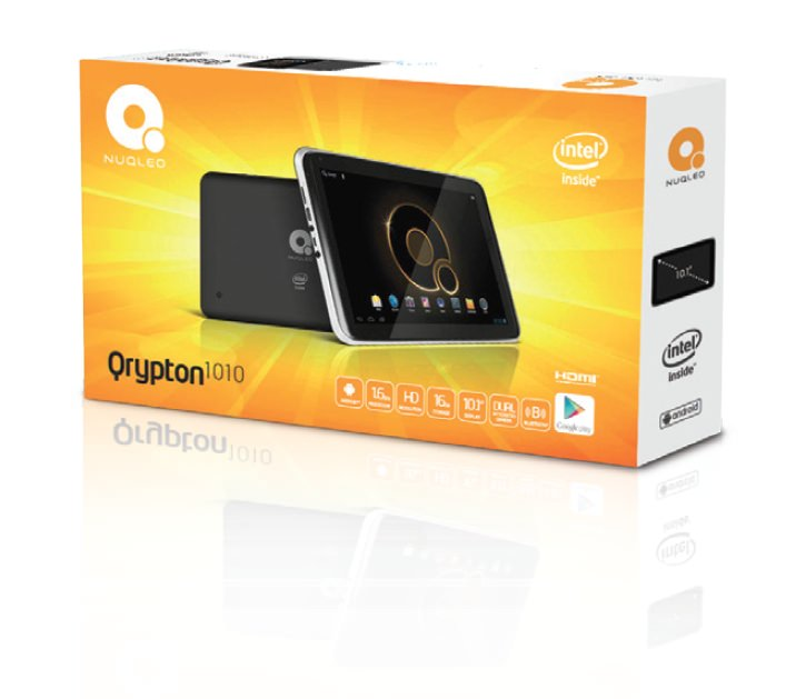 tablet Qrypton
