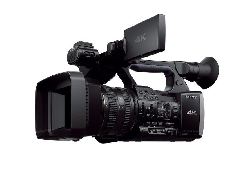 Handycam 4K FDR-AX1