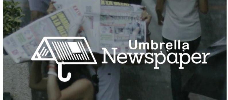 Umbrella Newspaper