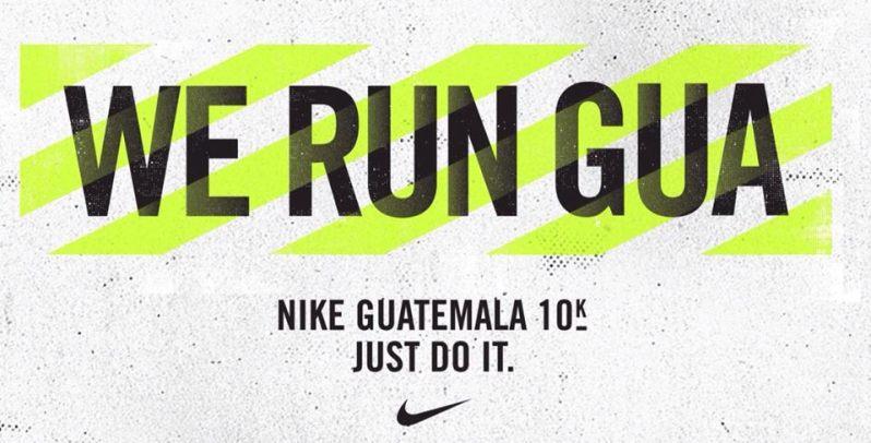 10k Nike We Run Gua