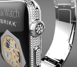 Apple Watch diamante
