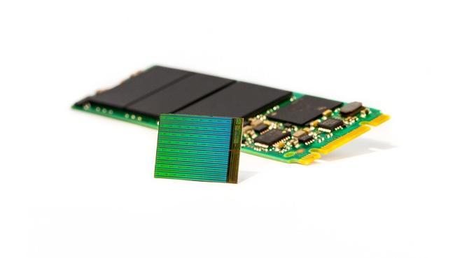 Micron e Intel Revelan Nueva Memoria Flash 3D NAND