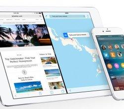Dispositivos iOS 9