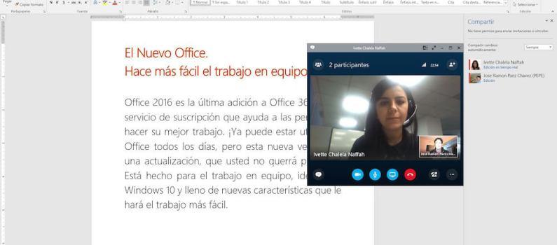 Word Office 2016