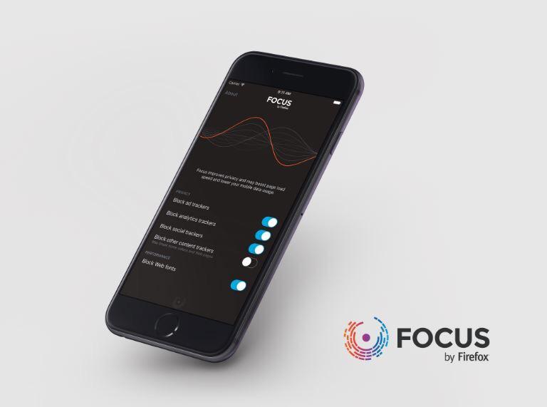 focus - app para ios