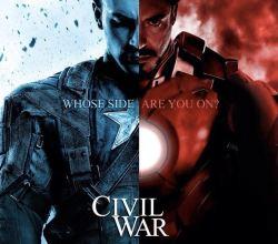 Captain America · Civil War