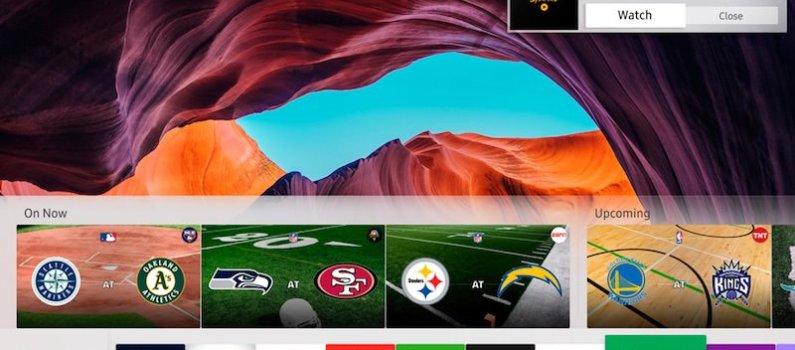 Smart TV - Sports
