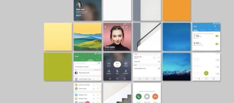 UX 6 - LG G6