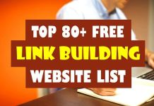 Link Building Sites List