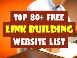 Link Building Sites List