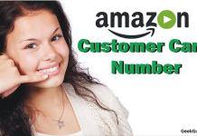 Amazon Customer Care Number India