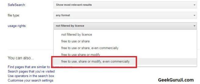 Copy URL Address of Royalty Free Image-geekguruji2