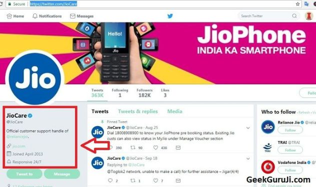 Twitter-to-Contact-Jio-Customer-Care