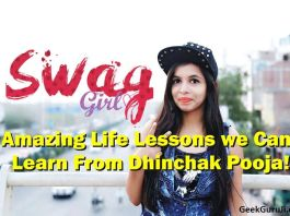 Amazing Life Lessons We Can Learn From Dhinchak Pooja