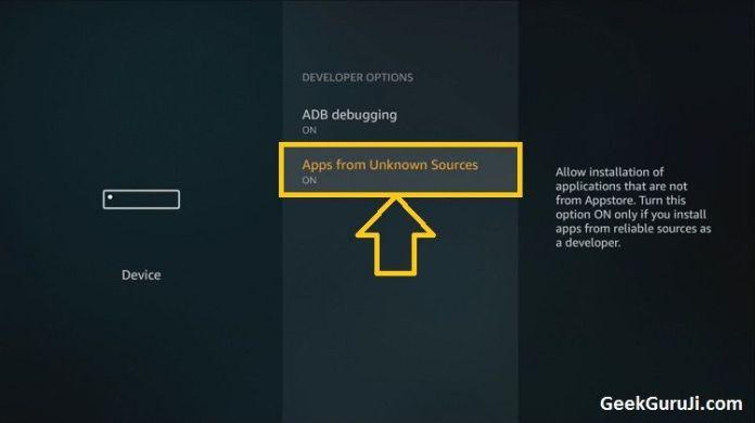 How to update Kodi on Firestick Amazon fire TV