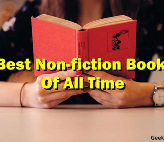 Best Non-Fiction Books of all Time-100 books Everyone Should Read