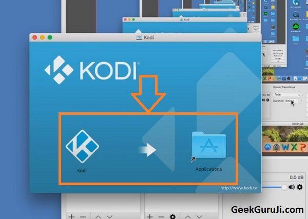 download Update Kodi onMac
