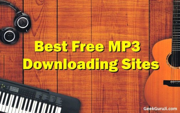 Free MP3 Downloading Sites