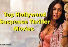 Hollywood best thriller movies