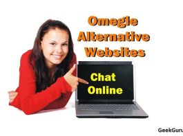 Sites like Omegle alternatives