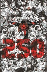 Deadpool #250 cover - Marvel