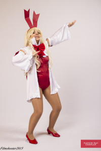 Photo: Filmshooter (http://facebook.com/FilmshooterPhotography) Series: Disgaea D2: A Brighter Darkness Cassib - Flonne