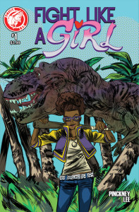 Action Lab Comics: Fight Like A Girl Issue 1