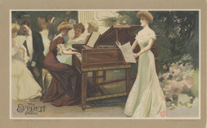 Piano: https://commons.wikimedia.org/wiki/File:Everett_Piano_(3092715417).jpg
