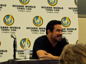 Dean Cain, Wizard World Pittsburgh 2015, Photo: Jill Robi