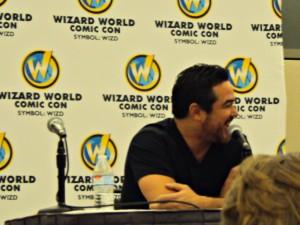 Dean Cain, Wizard World Pittsburgh 2015, Photo: Jill Robi