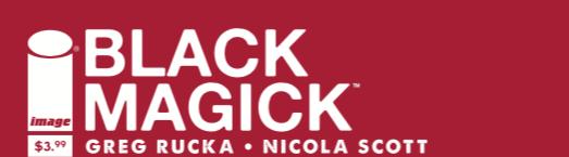 Black Magick #1