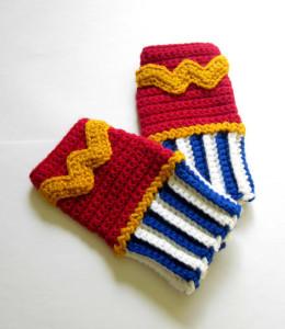 Wonder Woman Wristees