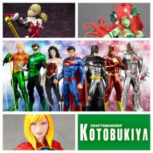 DC Kotobukiya