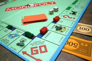 "You cannot believe the different ""house rules"" there are to Monopoly."