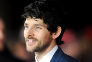 LONDON, ENGLAND - JANUARY 05: Colin Morgan attends the Testament Of Youth UK Premiere at Empire Leicester Square on January 5, 2015 in London, England. (Photo by Dave J Hogan/Getty Images) *** Local Caption *** Colin Morgan