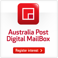 Image: Australia Post.