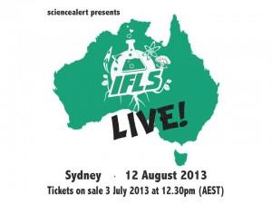 IFLS live